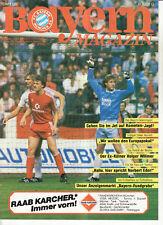 BL 85/86 FC Bayern München - 1. FC Köln