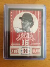 FRANK VIOLA #CH1 TWINS CITY HALL black version 2013 panini Hometown Heroes