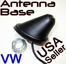 JETTA  AM - FM Antenna BASE 1999.5 - 2005 FUBA VW Volkswagen USA SELLER