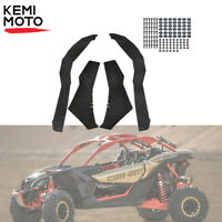 UTV Fender Flares Mud Flaps Guard Set for Can-Am Maverick X3 2017-21 715002973