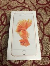 Apple iPhone 6S Rose Gold 64 GB Factory Unlocked Brand New Sealed