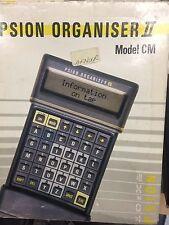 Psion Organiser Ii Model Cm Brand New In Box! Rare Vintage!