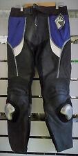 PANTALONI PELLE FRANK THOMAS FTL233BA TG 50 LEATHER MOTORCYCLE PANTS