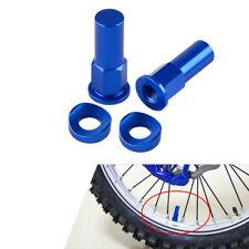 Rim Lock Nuts Spacer Kit For Yamaha YZ125 250 YZ250F YZ450F WR250 WR426 WR450