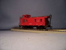 Bachmann Ho * 36' At&Sf Offset Cupola Caboose * Original Logo * Fair to Good