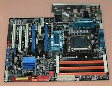 ASUS P6T Chipset Intel X58 LGA1366 DDR3 Motherboard With I/O Shield