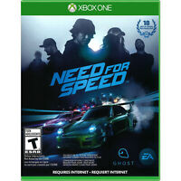 Need for Speed Xbox One [Brand New]