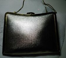 Pin-up Vintage Gold Handbag by Mardane Made In The USA
