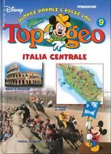 TOPOGEO N. 9 - ITALIA CENTRALE