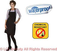 1 Size Fits All - Waterproof Chemical Proof Apron Stylist Technician Spa Salon