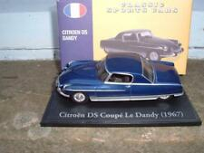 ATLAS CLASSIC SPORTS CARS 1/43 SCALE CITROEN DS 'LE DANDY' (CHINA) WITH BOX