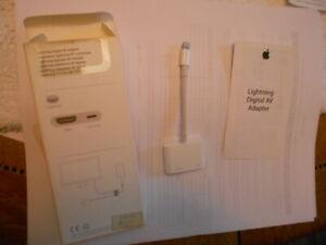 Apple MD826ZM/A Lightning Digital AV Adapter