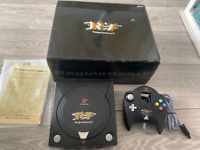 Sega Dreamcast Regulation 7 R7 - Japan JPN - Boxed Rare Console Black