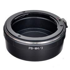 PB-M4/3 Praktica PB Lens to Micro 4/3 M43 MFT Mount Adapter GX1 EP5 E-M5 EM1