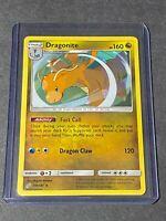 Dragonite 119/181 - Holo Rare Pokemon TCG Sun & Moon - Team Up