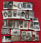 LOT DE 30 PHOTOS ANCIENNES DIVERSES !
