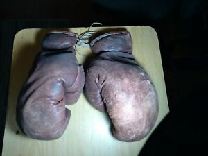 Vintage Boxing Gloves George A Reach co. Inc