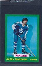 1973/74 OPC O-Pee-Chee CB #226 Garry Monahan Leafs NM-MT+ 73OPC226-111815-1