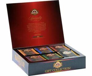 Basilur Ceylon Specialty Classics Assorted Black & Green Tea 6 Verity 60 T/bags