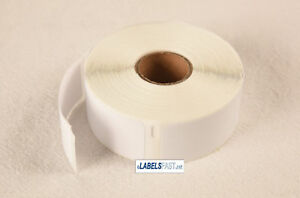Labels 30336 Thermal Adhesive Barcode File Folder Address Name Labeling Dymo Duo