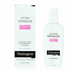 Neutrogena Oil Free Moisture Combination Skin - 118 ml