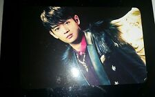 Shinee Minho dazzling girl official photocard Card kpop k-pop  u.s seller