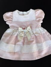 LAURA BIAGIOTTI BABY Dresses 12 months- Pink . Baby Dress.