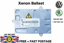 Vw Volkswagen Xenon Headlight AL Ballast 1307329120 Headlamp Control Unit ECU