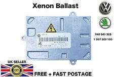 Vw Volkswagen Xenon Headlight AL Ballast 1307329120 Headlamp Control Unit ECU