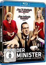 DER MINISTER (Kai Schumann, Alexandra Neldel) Blu-ray Disc NEU+OVP