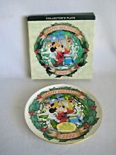 Disney Christmas Through The Years Mickey & the Beanstalk 2002 3rd In Series