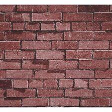 Terra Cotta Brick Corrugated Paper Rolls, 98218
