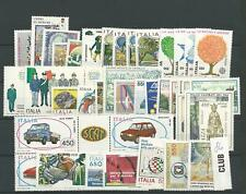 1986 MNH Italy year collection according to Michel.