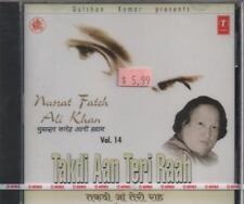 Takdi aan teri raah By Ust Nusrat fateh Ali Khan Vol 14 [Cd] Qawwali