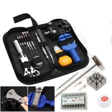 380pcs reloj kit de herramientas de reparacion relojero trasero caso abrido W5M7