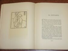WALLONIE Charles Delchevalerie IMAGES FRATERNELLES 1914 EO illust Auguste Donnay