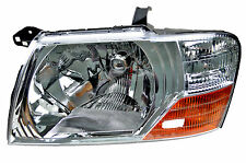 Headlight Mitsubishi Pajero 11/00-10/06 New NP Left Front Lamp 01 02 03 04 05 06