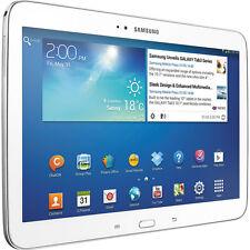 10.1'' Samsung Galaxy Tab 3 GT-P5200 Wi-Fi + 3G Tablet White 16GB