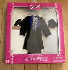 1996 Barbie Deluxe Fashion Avenue Ken Tuxedo #14307 New / NRFB - Free Shipping