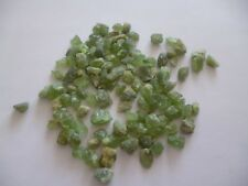 5g. Peridot Rohsteine Kristalle Wassersteine aus Norwegen
