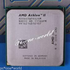 100% OK ADX645WFK42GM AMD Athlon II X4 645 3.1 GHz Quad-Core Processor CPU