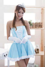 Sexy Lolita Anime Girl Cosplay Costume Uniform Princess Dress Performance Wear