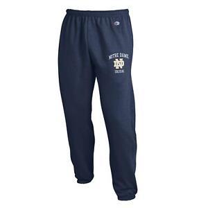 University of Notre Dame Fighting Irish Champion Banded Pant Sweatpants