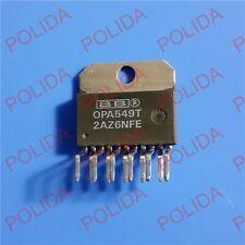 1PCS POWER OP AMP IC BURR-BROWN/BB/TI ZIP-11 ( TO-220-11 ) OPA549T OPA549TG3