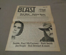 BLAST - Bob Weir/Dickey Betts Cover - King Biscuit Flower Hour - May 1978  KRFG