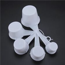 Measuring Sets Kitchen Tablespoon Plastic Measure Spoons Cups