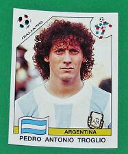 N°125 TROGLIO ARGENTINA PANINI COUPE MONDE FOOTBALL ITALIA 90 1990 WC WM