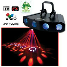 American DJ Quad Gem DMX 4-Head LED Moonflower Effect Light