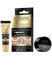 EVELINE treatment enlarging lips 2in1 Sugar Lip Scrub+Hyluronic Lip Filler