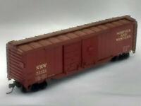 HO Scale ATHEARN 50' DD Boxcar- Norfolk and Western - N&W #53472